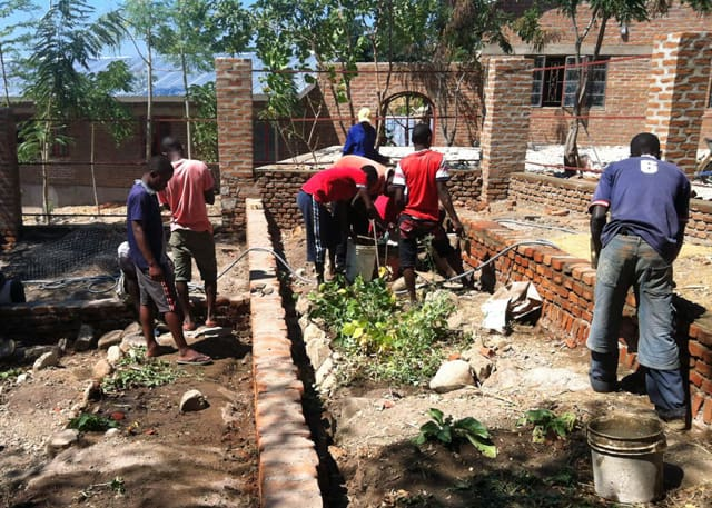 New Garden at Determined to Develop 2