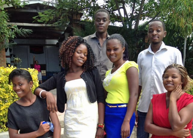 University of Livingstonia (Malawi) Interns Assist Determined to Develop 1