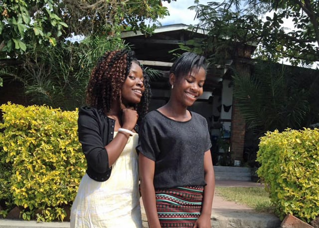 University of Livingstonia (Malawi) Interns Assist Determined to Develop 2