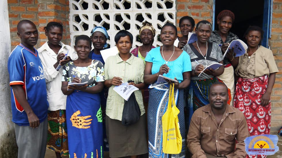 Determined to Develop Malawi Adult Literacy 1