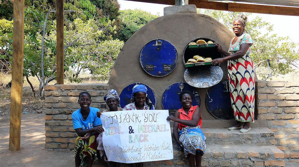 Nase Baking Group Determined to Develop Malawi 2