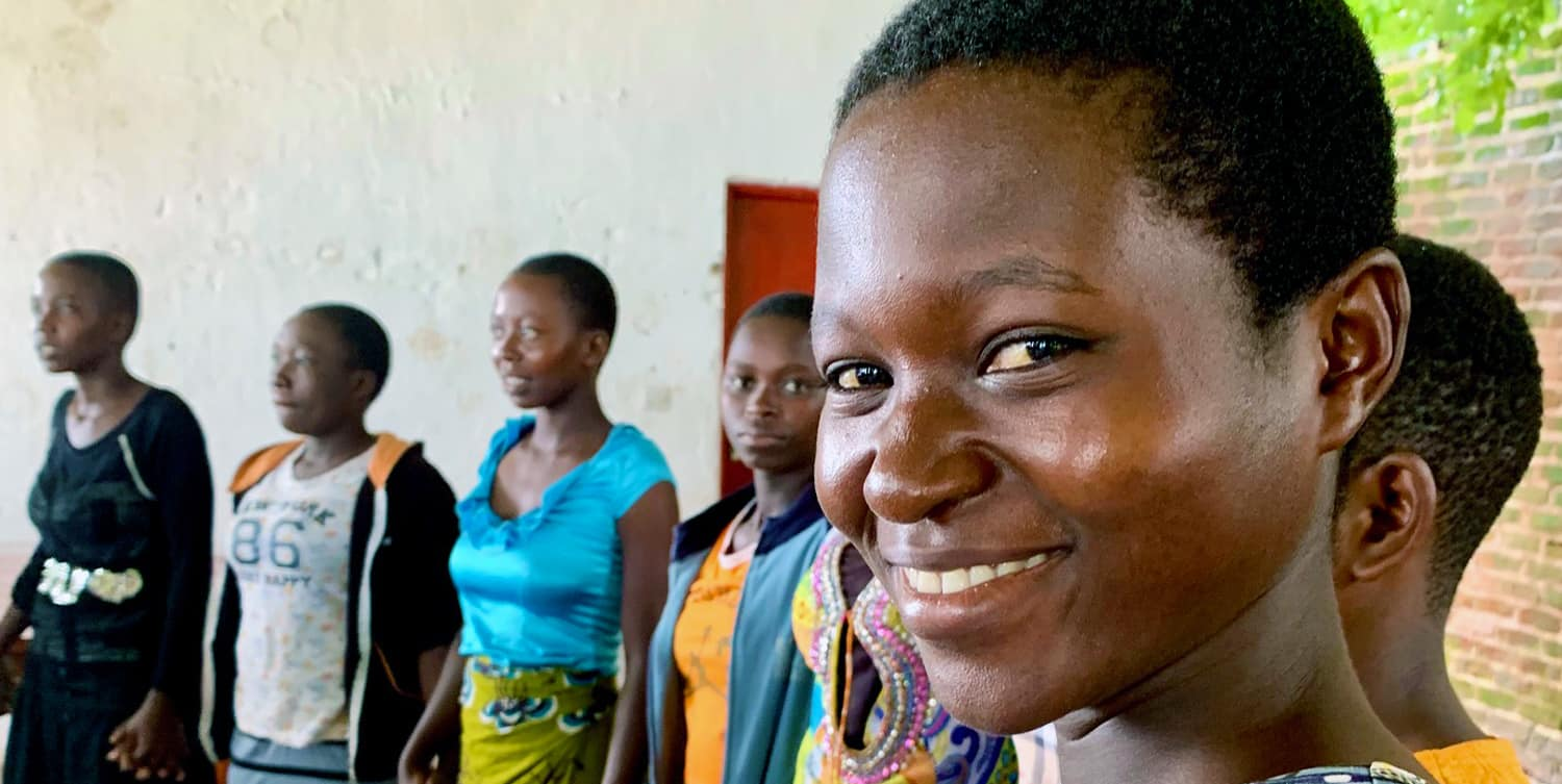 Girls Empowerment Determined to Develop Malawi