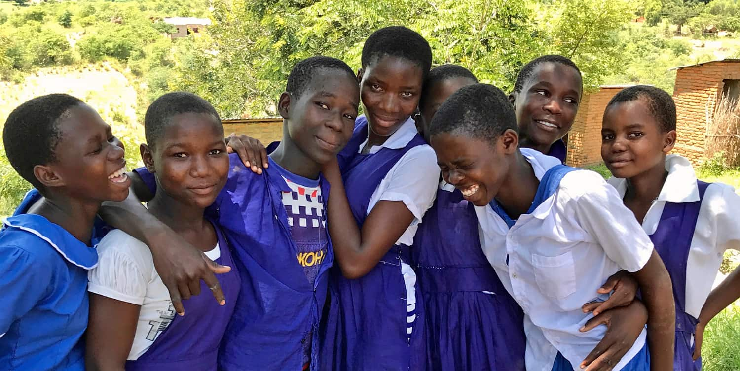 School Tuition Sponsorship Determined to Develop Malawi
