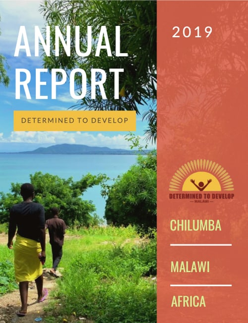 Determined to Develop Malawi Annual Report 2019