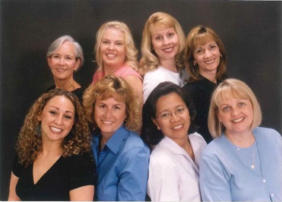 dental staff photo 2003