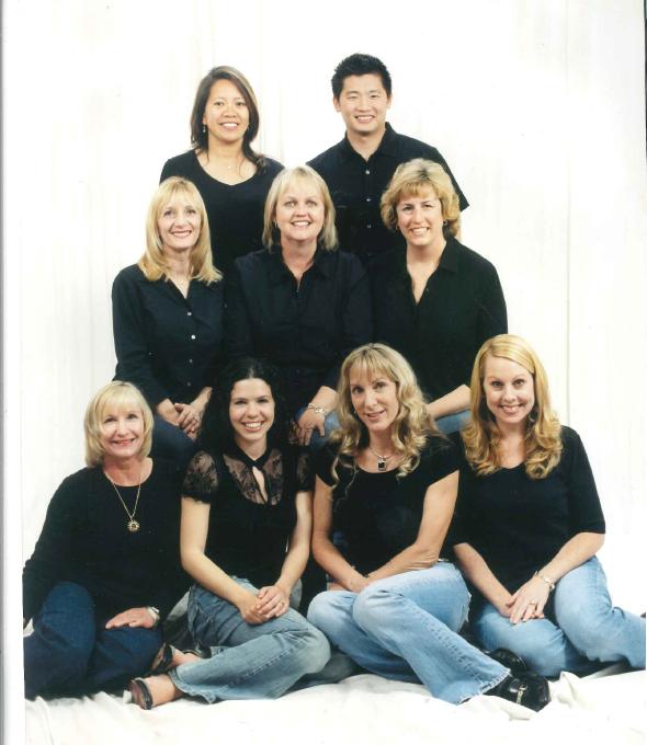 dental staff photo 2006
