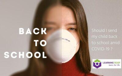 Back to school amid COVID-19
