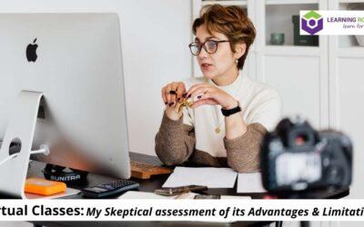 Virtual classes, its advantages and limitations.