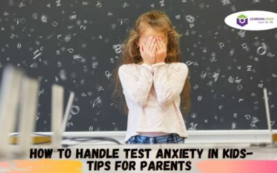 How to Handle Test Anxiety In Kids