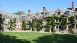 Princeton university building USA