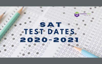 SAT Test dates 2020-2021 (2)