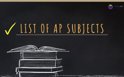 list of AP subjects