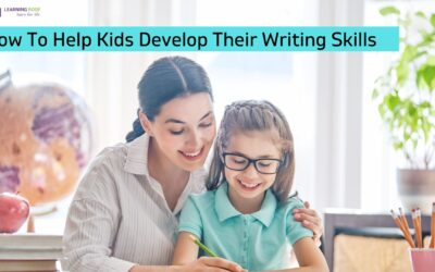 how to help kids develop their writing skills
