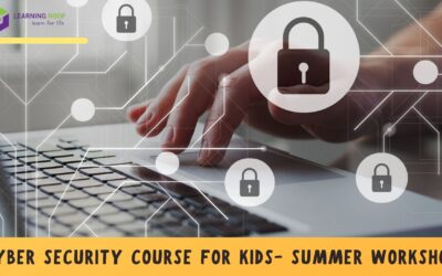 cyber security course for kids- summer workshop