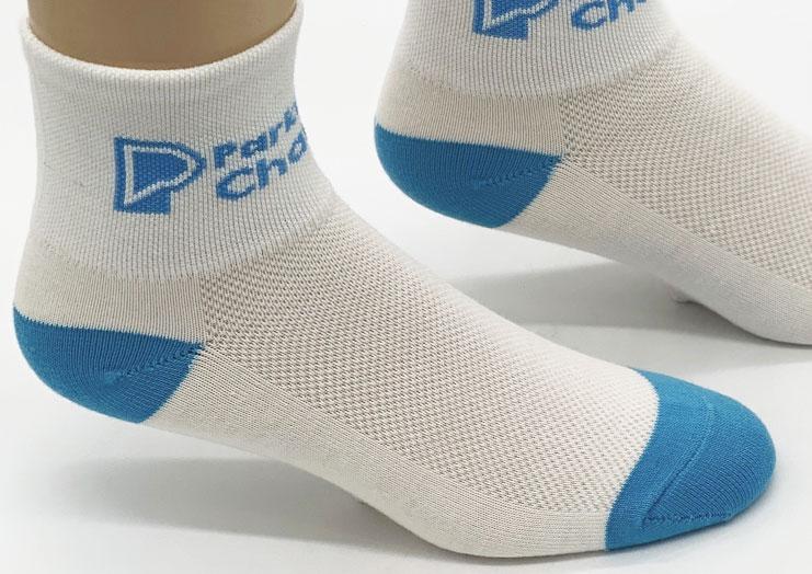 Custom Socks For Non Profit Organization