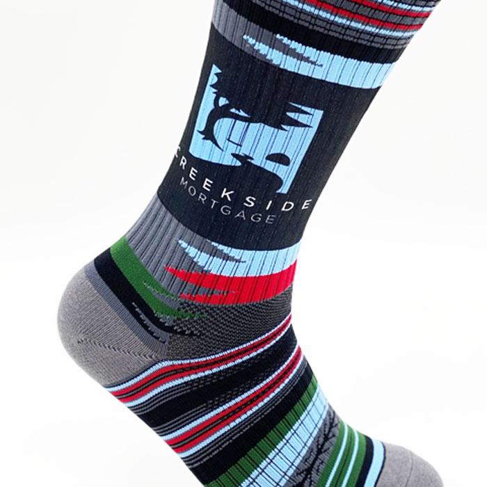Customized Printed Sock