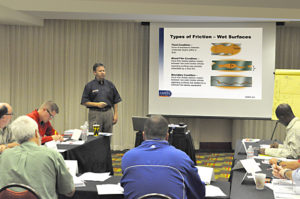 industrial machine lubrication education and training