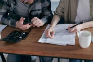 how to file for bankruptcy in Texas