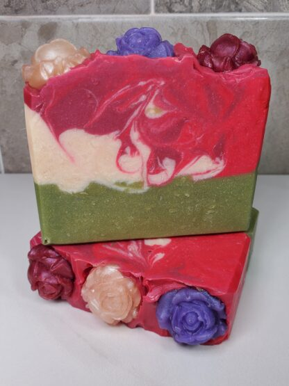 in Bloom soaps