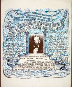 The Blues Society poster