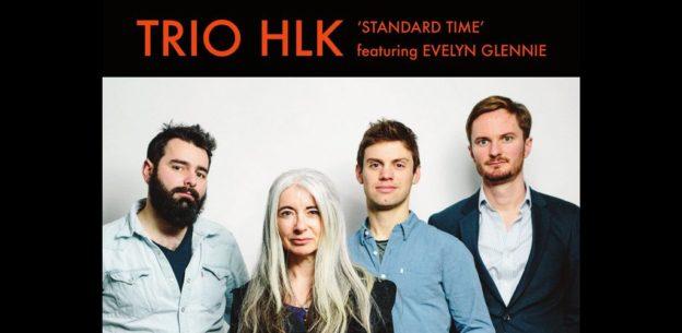 Trio HLK with Evelyn Glennie