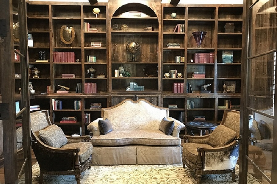 THE STUDY - Kaleidoscope Studio of Interior Design