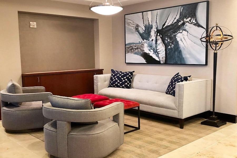 OFFICE - Kaleidoscope Studio of Interior Design