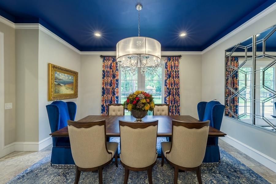 DINING ROOM - Kaleidoscope Studio of Interior Design