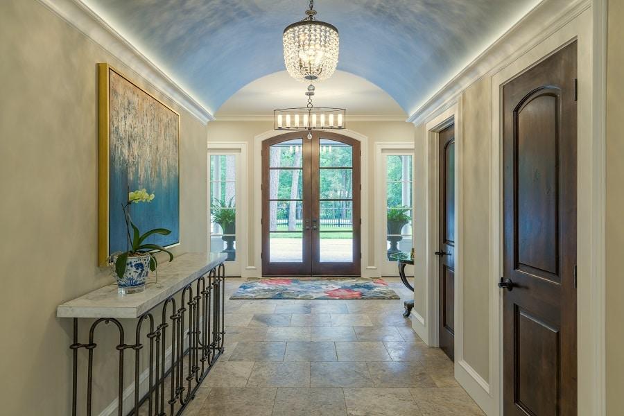 ENTRY ROOM - Kaleidoscope Studio of Interior Design