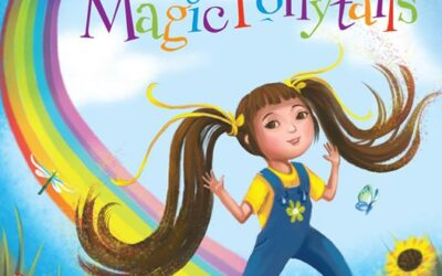 August publishing spotlight: The Girl with the Magic Ponytails