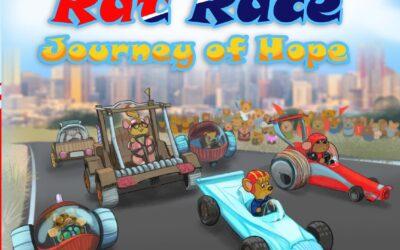 April Book Publishing spotlight: Rat Race