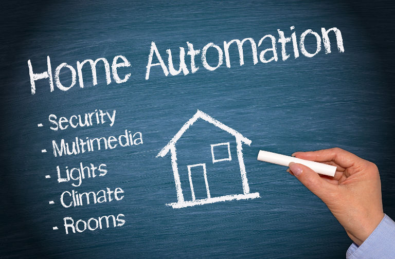 Home automation checklist of features