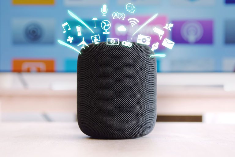 Smart Home assistant device,