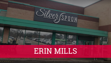 Silver Spoon's branch in Erin Mills location