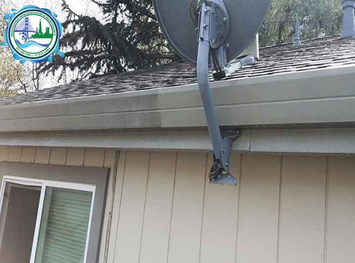 Gutter cleaning services in san ramon