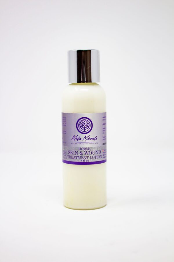 Horse skin & wound treatment lotion