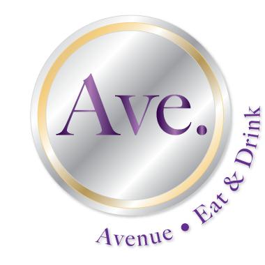 Avenue Eat & Drink Logo Design