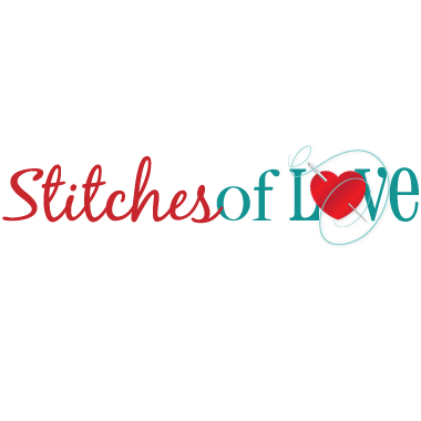 Stitches of Love Logo Design