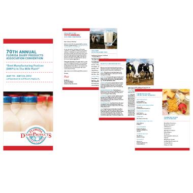 FDPA Convention Brochure Design