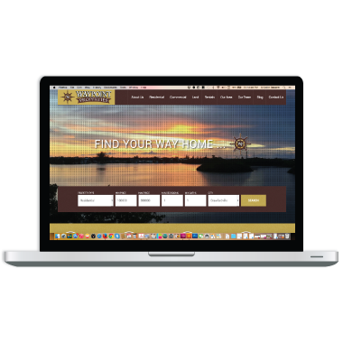 Waypoint Properties Website Design