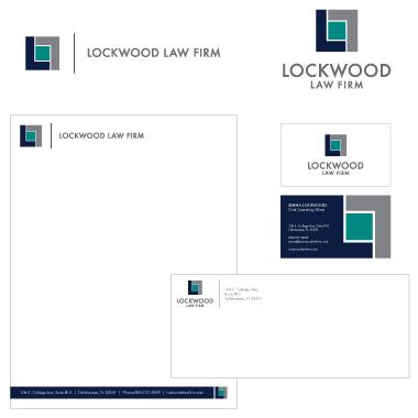 Lockwood Law Firm Rebranding Project