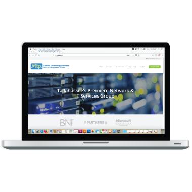 ftp techs website design