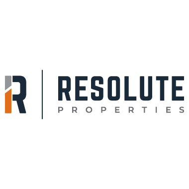 Resolute Properties Austin Logo Design