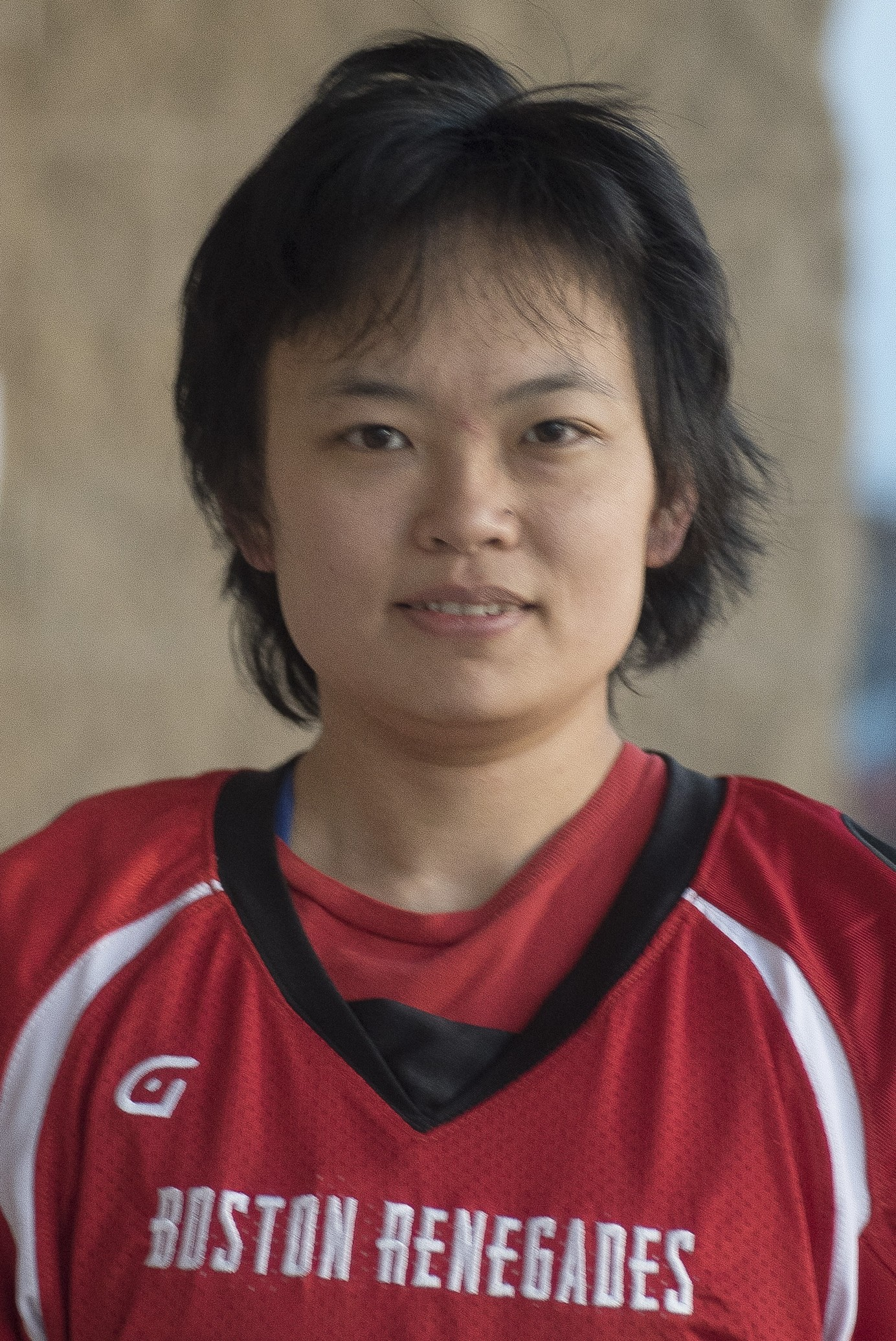 Chiung-Yi Tseng, April 20, 2015. (Wicked Local Staff Photo/ Sam Goresh)