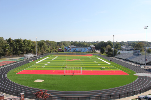 Boston Renegades Women's Football Home Field