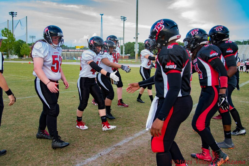 Boston Renegades seek fourth consecutive title berth against the Tampa Bay Inferno