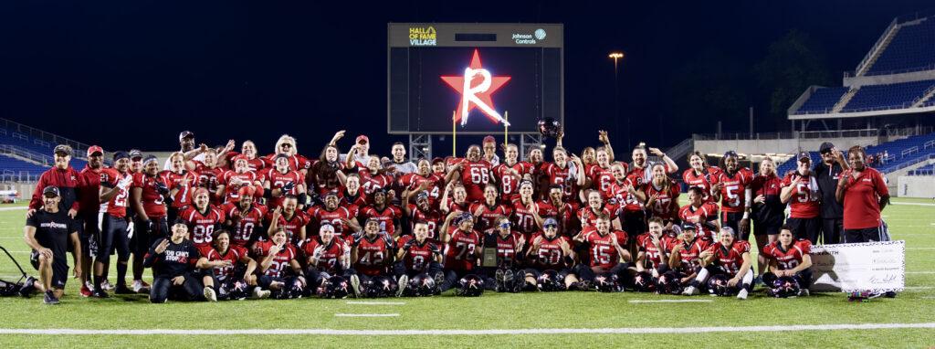 2021 Boston Renegades team photo