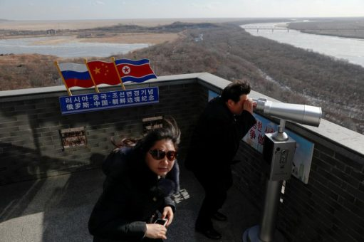 Russia, China Press U.S to Ease Sanctions on North Korea