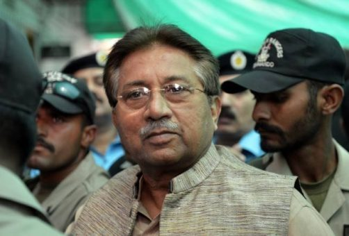 Former Pak President, Pervez Musharraf Sentenced to Death in High Treason Case