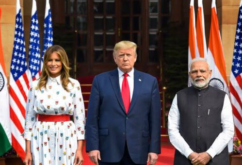 Donald Trump says he was aware of the violence in Delhi but did not discuss it with PM Modi
